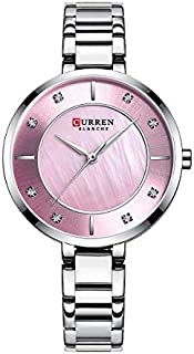 Curren Dress Watch For Women Analog Stainless Steel - C9051L-1