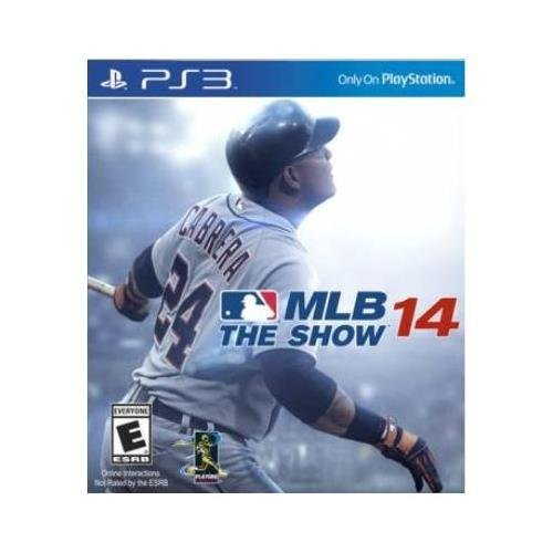 Sony Playstation 99195 PS3 MLB 14 The Show