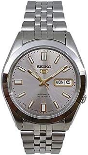 Seiko automatic 21 Jewels Calendar Stainless steel watch SNXB39J_5
