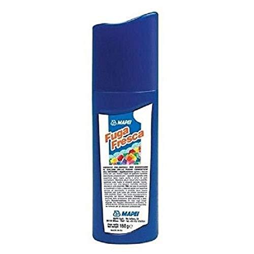 N° 2 Flaconi Mapei Fuga Fresca 160 g.- Colore 100 Bianco - Rinnovare Colore Fughe Piastrelle