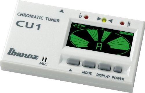 Ibanez CU1 - Accordatore cromatico per chitarra e basso
