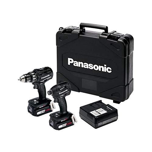 Panasonic EYC217LS2F PANC217LS2F P/Sonic Combi Drill/Impact Twin 2 X 14.4V 2AH
