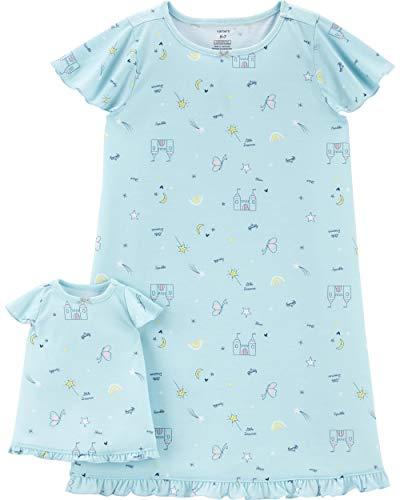 Carter's Girls' 4-14 Jersey Gown...