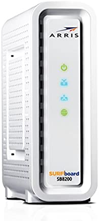 ARRIS Surfboard Docsis 3.1 Cable Modem - (Renewed) SB8200-Rb