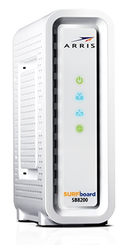 ARRIS Surfboard Docsis 3.1 Cable Modem - SB8200-Rb (Renewed)