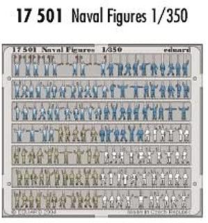 Eduard Accessories 17501Figurine Model Accessory Navy Painted Photo Etch Set