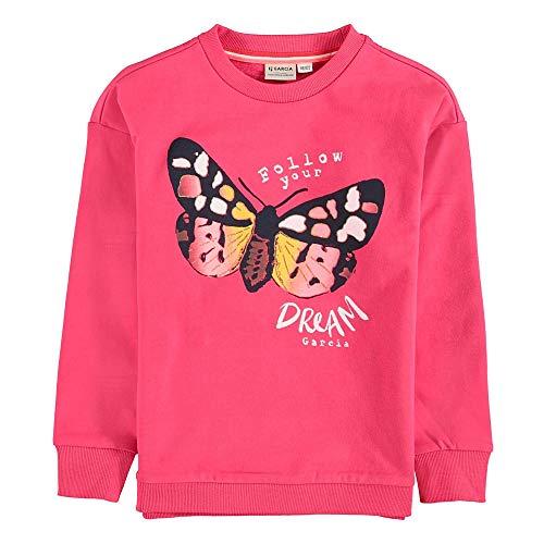 Garcia Kids Mädchen U04461 Sweatshirt, Bubble, 92/98