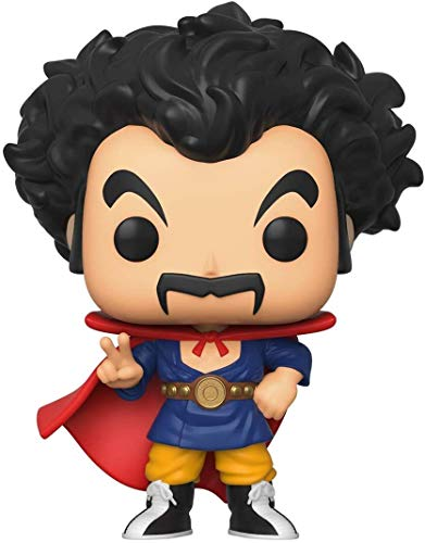 Funko- Pop Animation: Dragon Ball Super S4-Hercule Figura Coleccionable, Multicolor (47682)