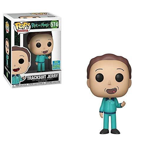 Funko Figura Pop Rick & Morty, Multicolor, 9cm