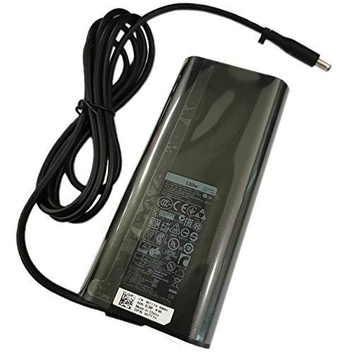 XITAIAN 19.5V 6.67A 130W HA130PM130 Adaptador Cargador Portátil Repuesto para DELL Precision M3800 XPS 15 (9530) 0V363H DA130PM130 06TTY6(4.5 * 3.0mm)