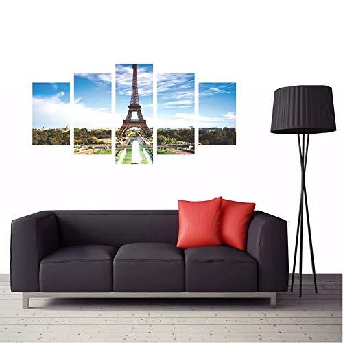 Quadro Imagem Classica Torre Eiffel Paris