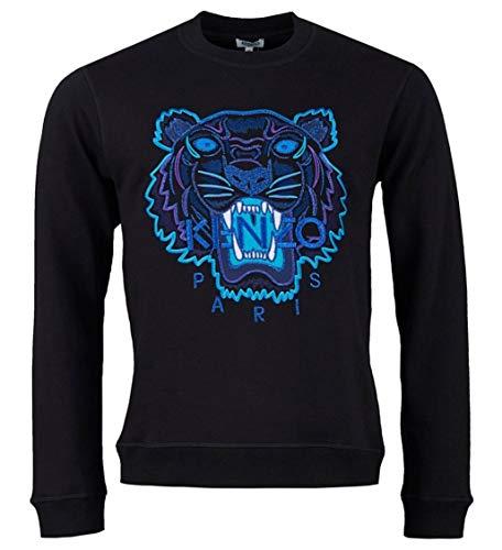 Kenzo Herr sweatshirt tiger svart (L)
