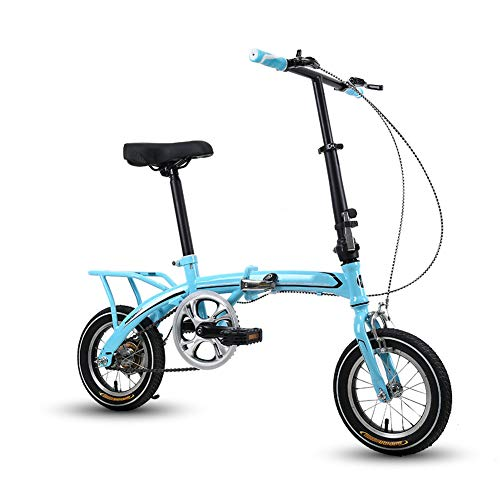 KXDLR 12 Pulgadas De Bicicletas Plegables para Skid-Anti Bicicleta De