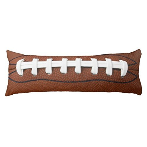 Football Design Body Pillowcase