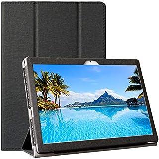 LFDZ Teclast X4 Funda Soporte Cuero con Slim PU Funda Caso Case para 11.6 Teclast X4 2 in 1 Laptop Tablet,Azul