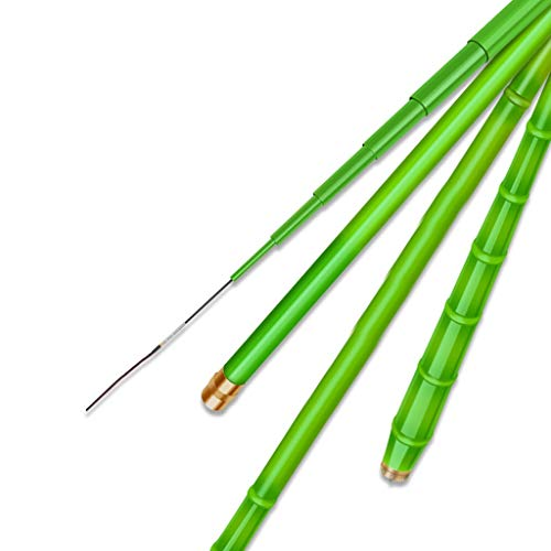 Cañas de Pesca Rod de pescar Caña de pescar Telescópica Varilla de pesca Crucian Ultra-Luz Ultra-Fina ultra-dura Poste de la mano Polo de pesca Regalo para Principiantes de Pesca ( Size : 3.6meters )
