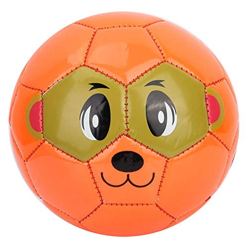DAUERHAFT - Balón de fútbol para niños