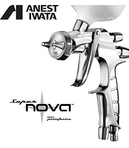 Iwata Lackierpistole WS-400-1301 Evo, HD-Düse, Profiset