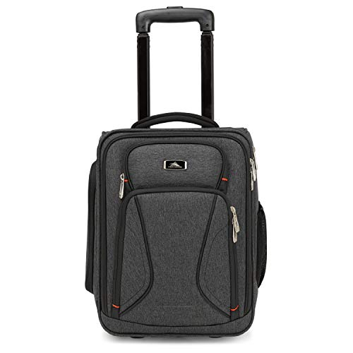 High Sierra Endeavor Wheeled Underseat Carry-On, Mercury Heather