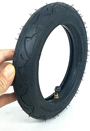 Neumáticos de scooter eléctricos, neumáticos antideslizantes de 8 pulgadas de 200x45 antideslizantes resistentes al desgaste, adecuados para neumáticos sólidos y neumáticos neumáticos para cochecitos