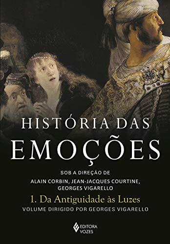 História das emoções vol.