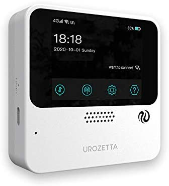 Urozetta Cloud Mobile WiFi Hotspot Device High Speed WiFi Portable Router with US 165GB Data product image