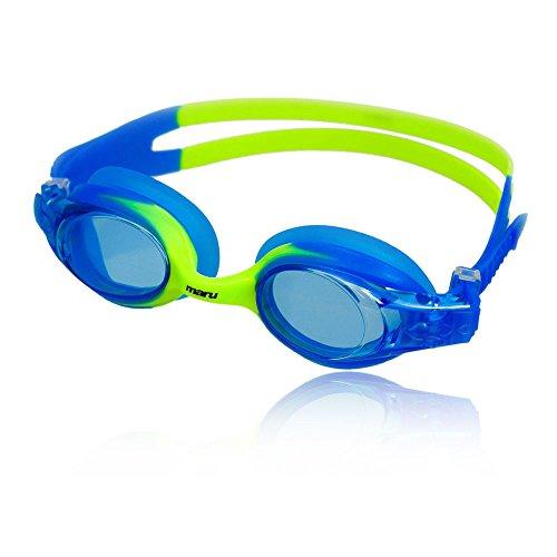 maru Goggles Schwimmbrille, Mehrfarbig, Einheitsgröße