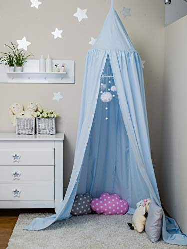 ComfortBaby ® Himmel/Betthimmel (Blau)