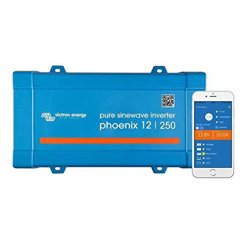 Inversor Onda Pura 12V 250VA Victron Energy Phoenix...