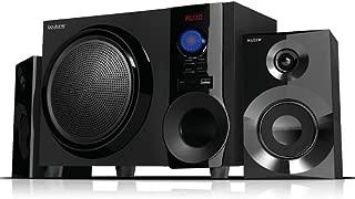 Boytone Wireless Bluetooth Speaker Powerful Bass System with FM BT-210FB RB