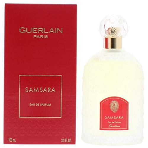 Guerlain Samsara 100ml Ladies Eau De Parfum Women Scent Fragrance Spray For...