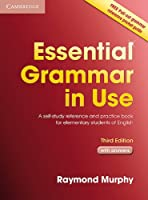 Essential Grammar in Use. English Edition with answers
