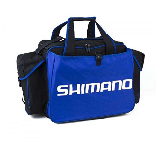 """Shimano, borsa da pesca portatutto """"Dura DL Deluxe"""", SHALLR01, 52 x 32 x 43 cm"""
