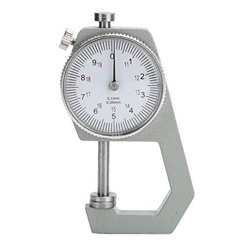 wxf Dickenmessgerät Genaue Dicke Messmesser Tester Für Schmuck-Uhr-Papier, 0-20mm
