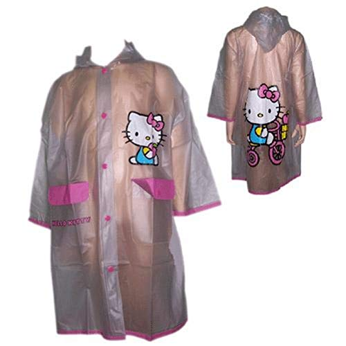Hello Kitty - Cera para niños transparente 2 años