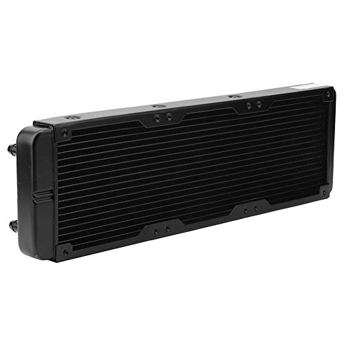 Heat Exchanger Radiator, CPU Heat Sink, Aluminum Sealing PC Parts Video Card for Industrial Cooling Semiconductor Computer CPU