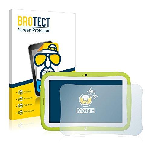BROTECT 2X Entspiegelungs-Schutzfolie kompatibel mit Blaupunkt 4Kids Bildschirmschutz-Folie Matt, Anti-Reflex, Anti-Fingerprint