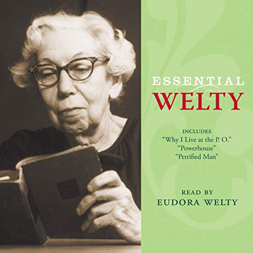 Couverture de Essential Welty