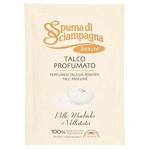Spuma Bionda von Sciampagna–Talkum Duft–1Briefumschlag-75g