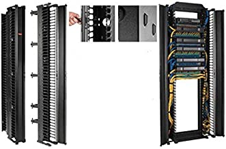 Hoffman DV10D7 Vertical Cable Manager