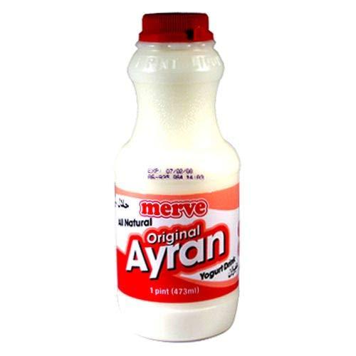 Merve Yogurt Drink - 16oz x 6 bottles