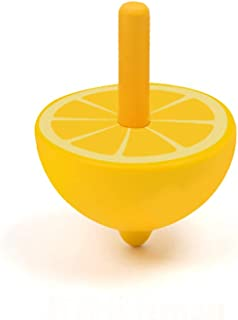 MiDeer Classic Mini Spinning Tops Lemon Games for Kids