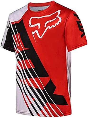 Maillot Ciclismo Hombre Camisetas De Manga Corta Bicicleta De Montaña/MTB Camiseta Transpirable...