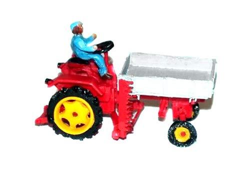 Eigenbau Fortschritt RS09 TT Bausatz Kleintraktor Landwirtschaft