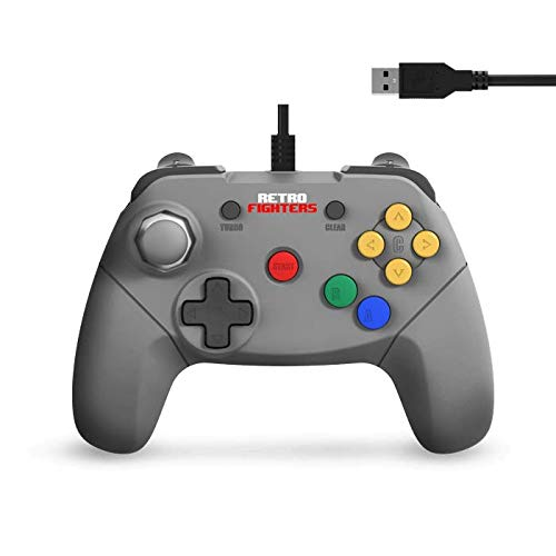 Retro Fighters Brawler64 USB Edition - Nintendo Switch/ Mac/ PC Controller