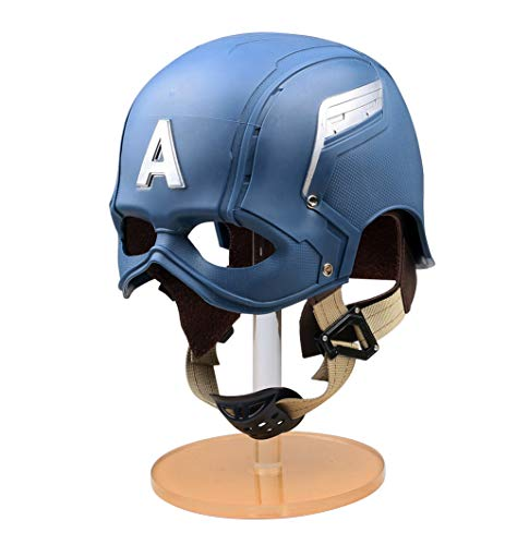 Gmasking 2016 America Soldier Wearable Cospaly Helmet 1:1 Props Replica Blue