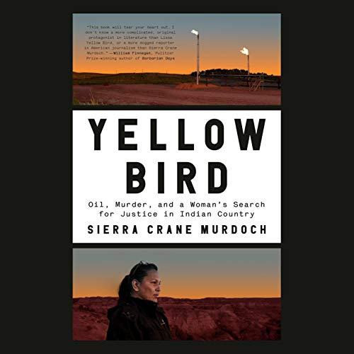 Yellow Bird Audiobook By Sierra Crane Murdoch cover art