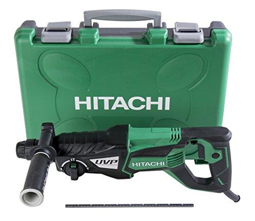 Hitachi DH28PFY martillo rotatorio SDS Plus de baja vibración, 3 modos, VSR