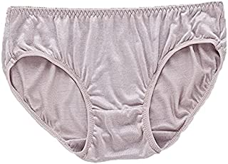 [La Verre] シルクショーツ シルク100% レディース 絹 パンツ 下着 敏感肌 低刺激 保湿 快適 手洗い可能