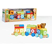 Early Learning Centre Wooden Stacking Train